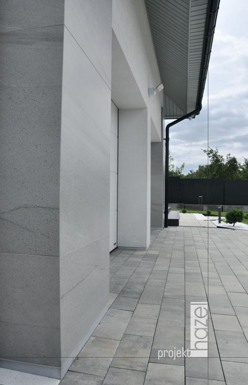 Hazel - Projektowanie elewacji. Adaptacja elewacji. Lublin Trójmiasto, Rzeszów, Warszawa. Projekty elewacji domu. Remonty, przebudowa.